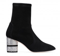 The Flash 75 Boot by Stuart Weitzman