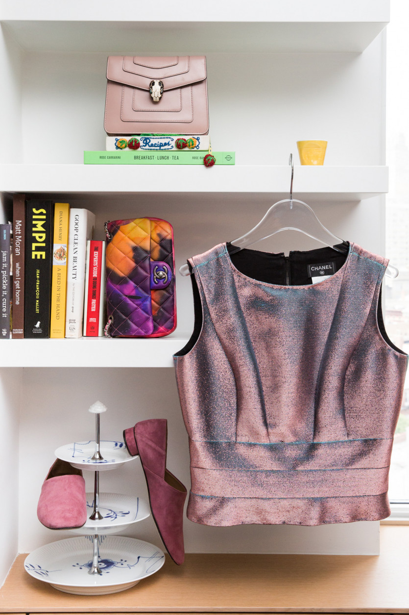 inside amy wechsler closet