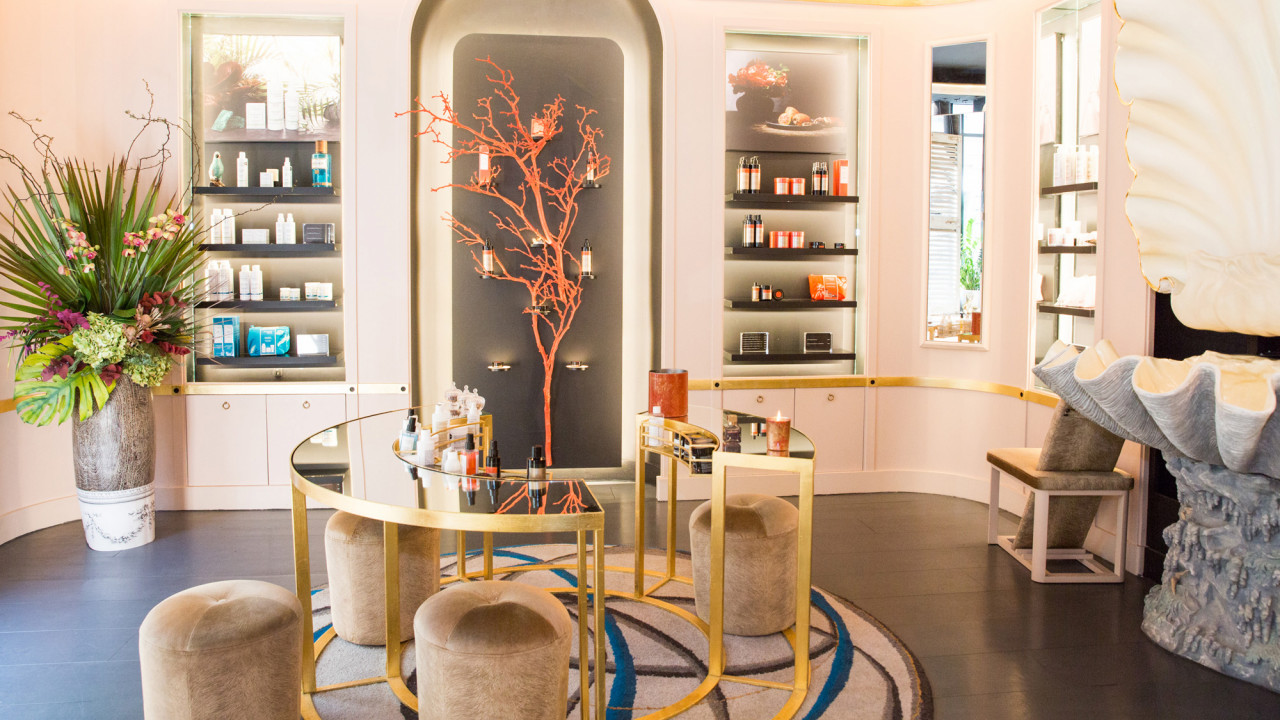 Inside the Trippy-Glam Salon of Paris' Most Famous Hair Colorist