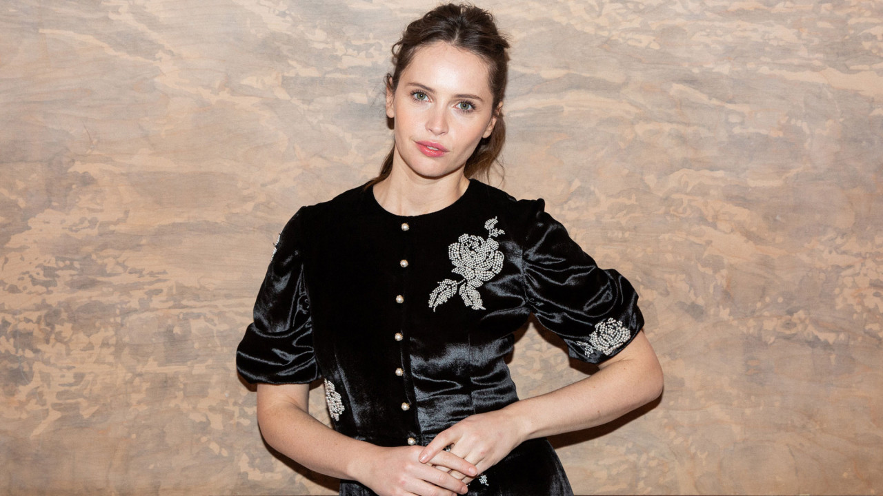 Felicity Jones on Playing Ruth Bader Ginsburg and the Importance of Hair Scrunchies
