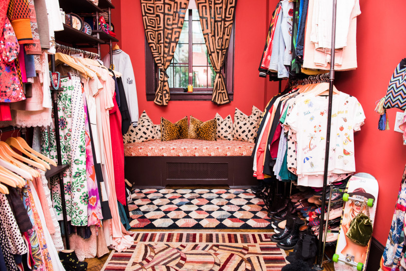 coveteur 2018 best closets