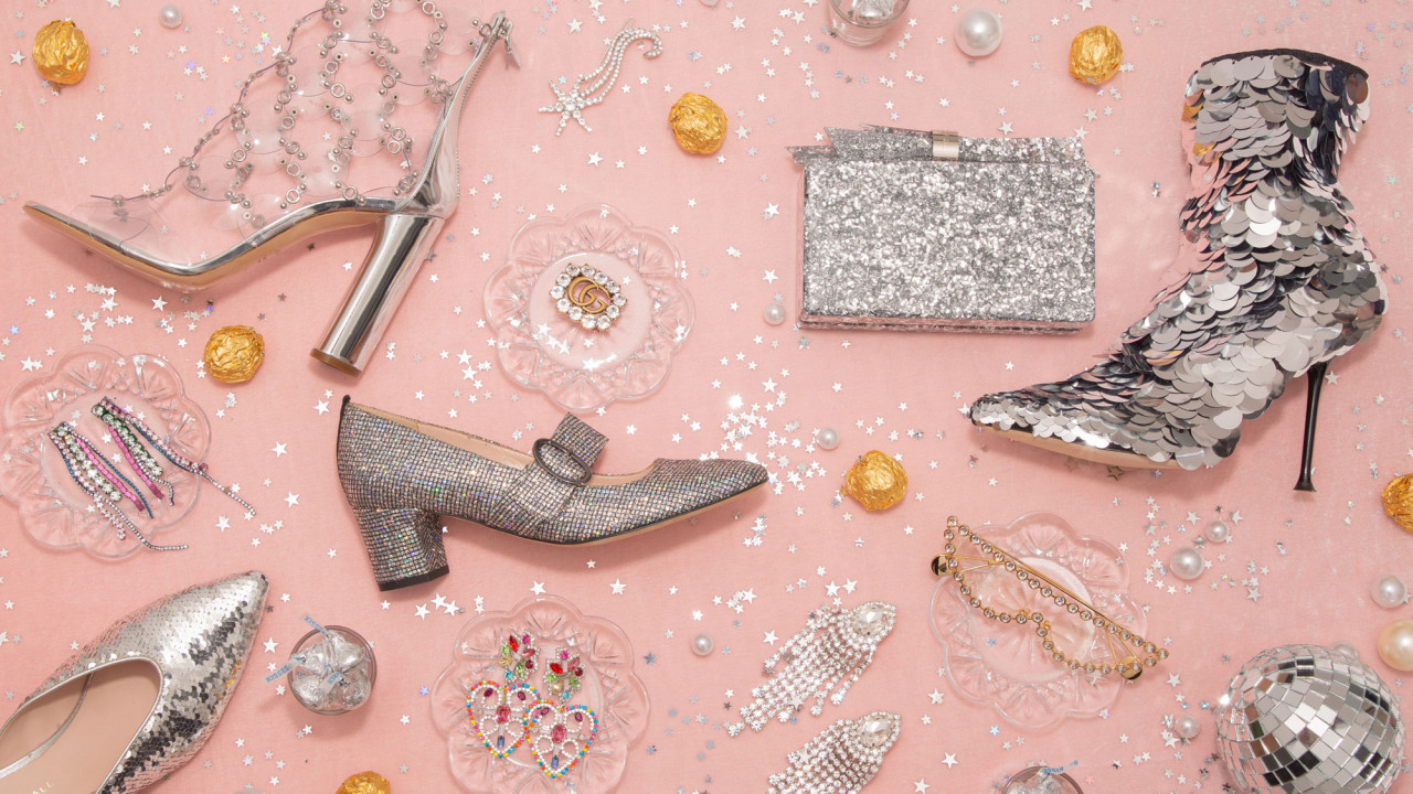 19 Sparkly Accessories to Wear on New Year's Eve
