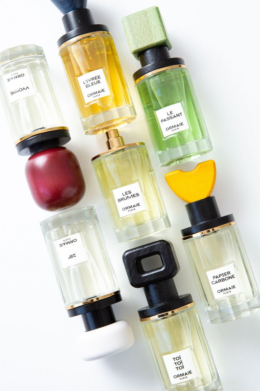 ormaie natural fragrance line