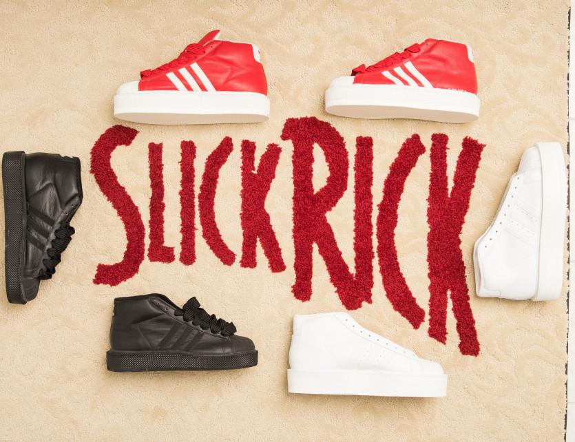 inside slick rick closet