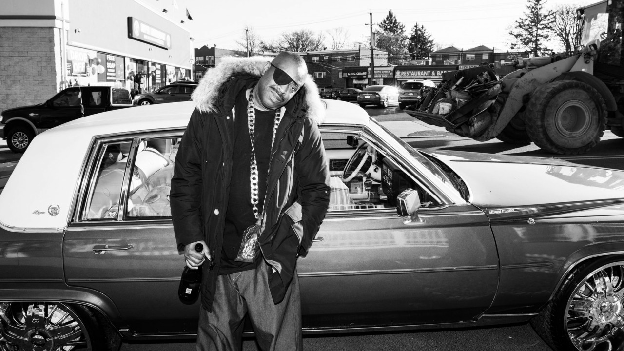 30 Years Later, Slick Rick's Closet Is Still Rammed with Color & Fur