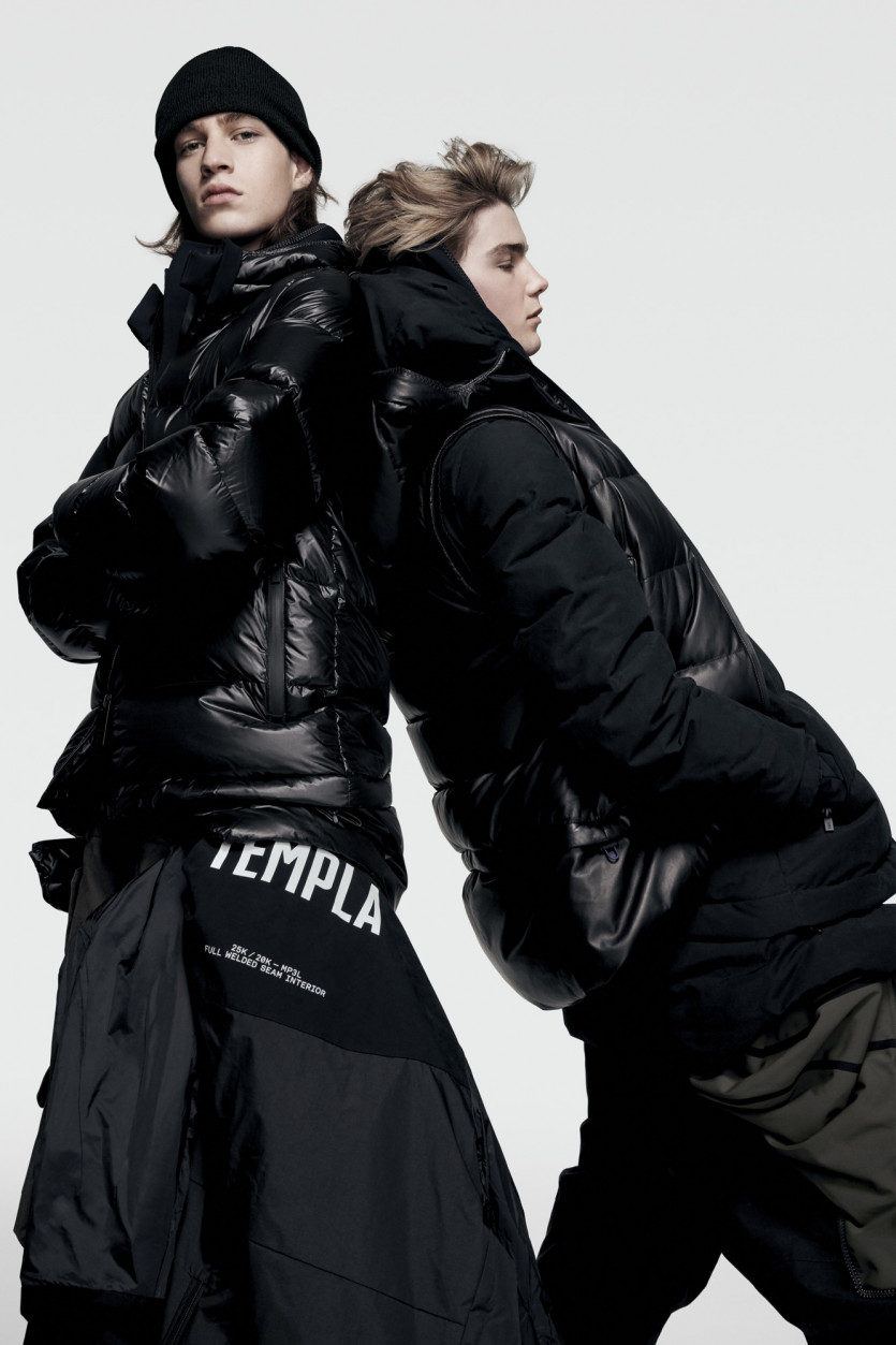 outerwear brand templa
