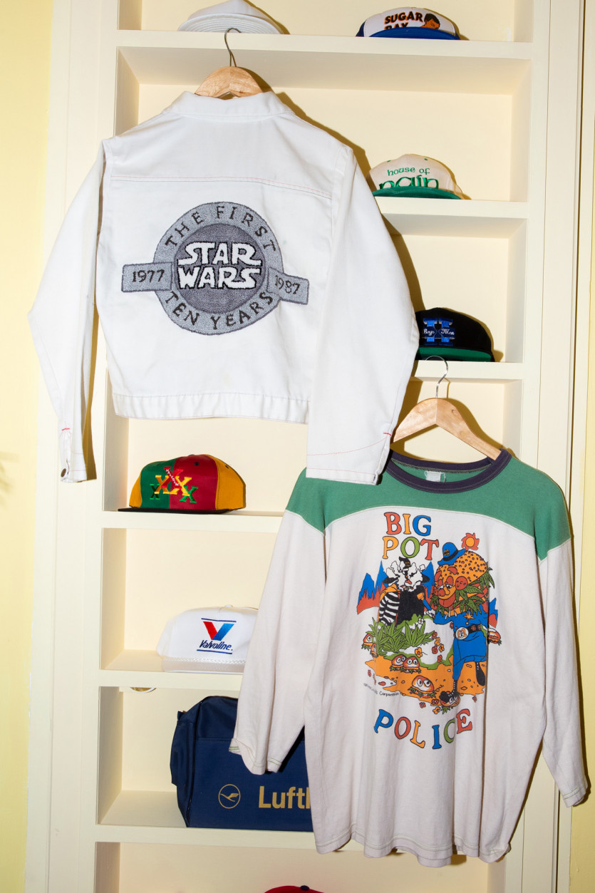 welcome back vintage shop founders