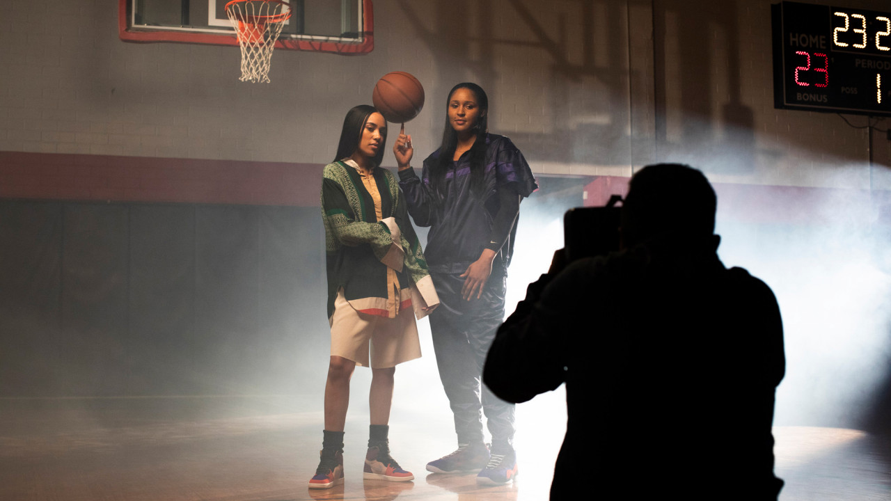 Exclusive: Aleali May & Maya Moore Drop 2 New Jordans