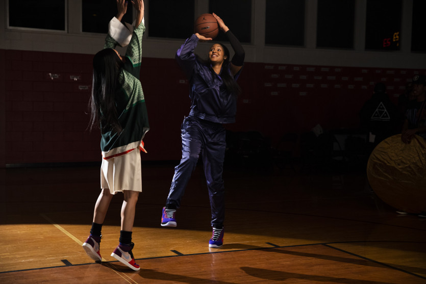 6866d7d3791ca6 An Exclusive Look at Aleali May and Maya Moore Jordan Collaboration ...