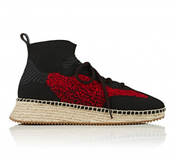 Dakota Knit Espadrille Sneakers by Alexander Wang