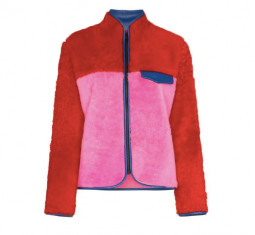 Alice Fleece Shearling Jacket by Ashley Williams