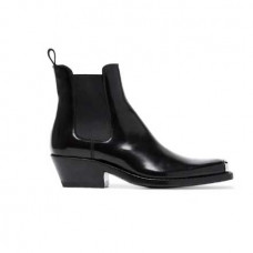 calvin klein 205w39nyc claire 40 western ankle boots