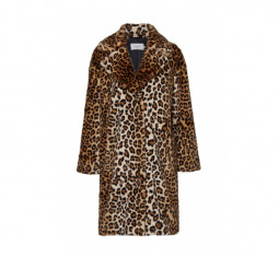 Camille Cocoon Coat Leo by Stand