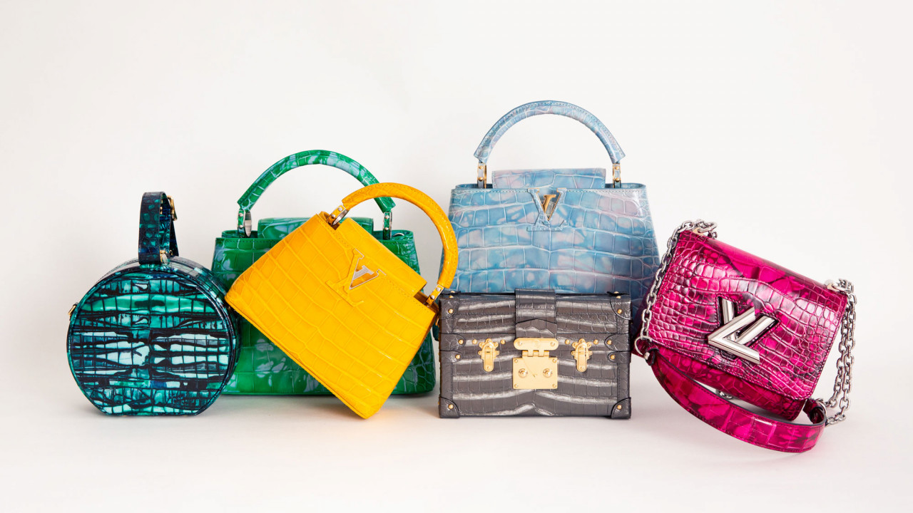 We Got Our Hands on Some Rare Louis Vuitton Bags