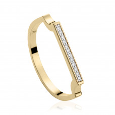 monica vinader signature thin ring