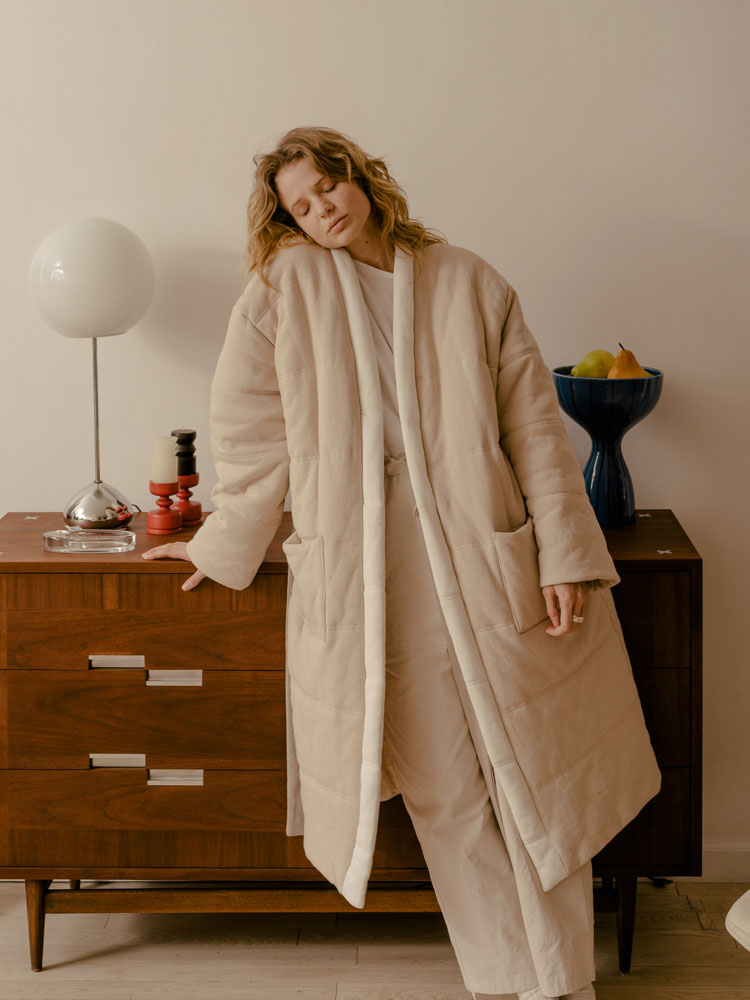 new brand offhours homecoat