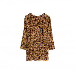 Leopard Print Dress by & Other Stories