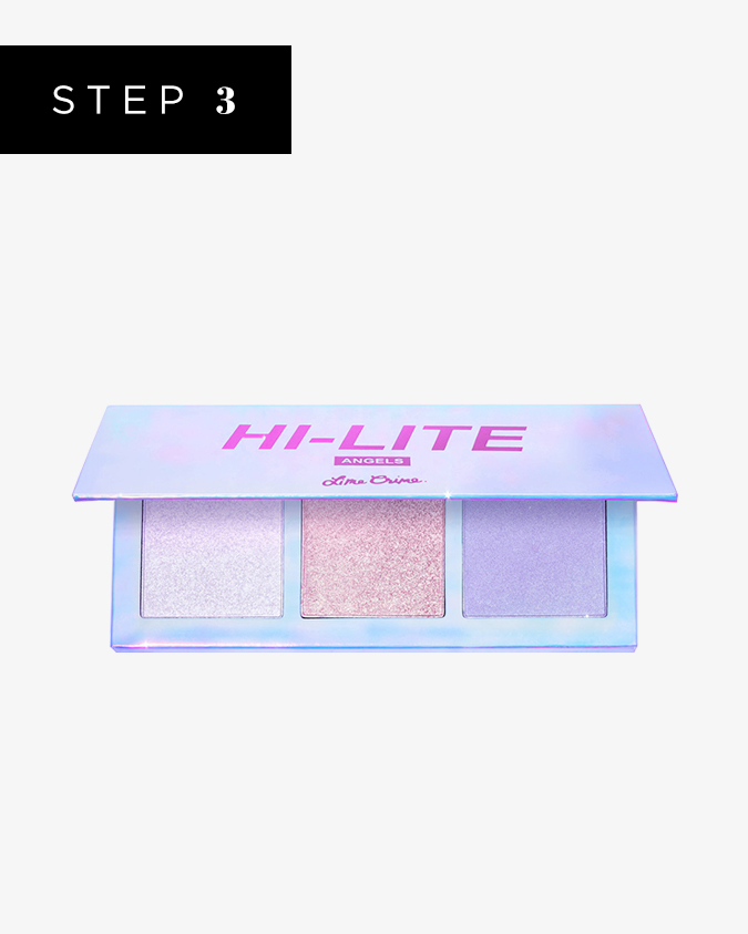 how to do wrap around high wattage highlighter