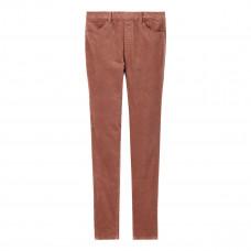 uniqlo women heattech high rise velvet leggings pants