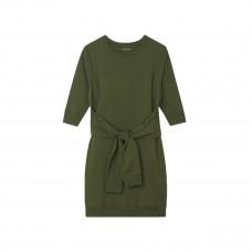 universal standard misa dress camo