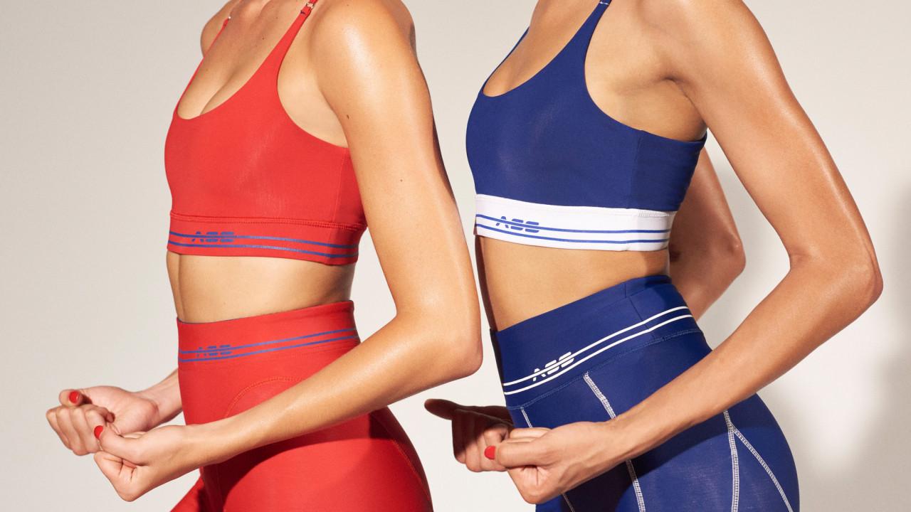 Adam Selman Releases a Unisex & Size-Inclusive Activewear Line