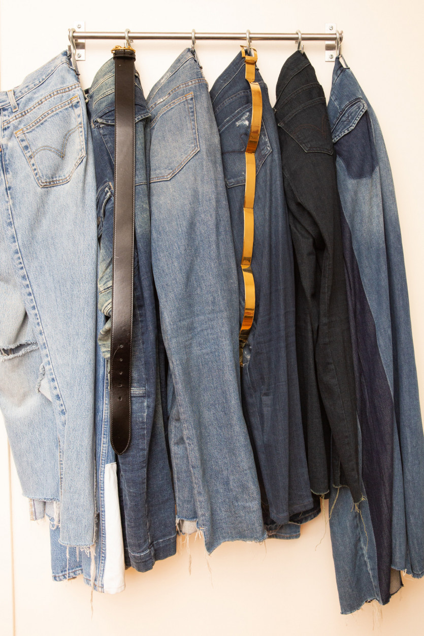 inside amanda murray closet