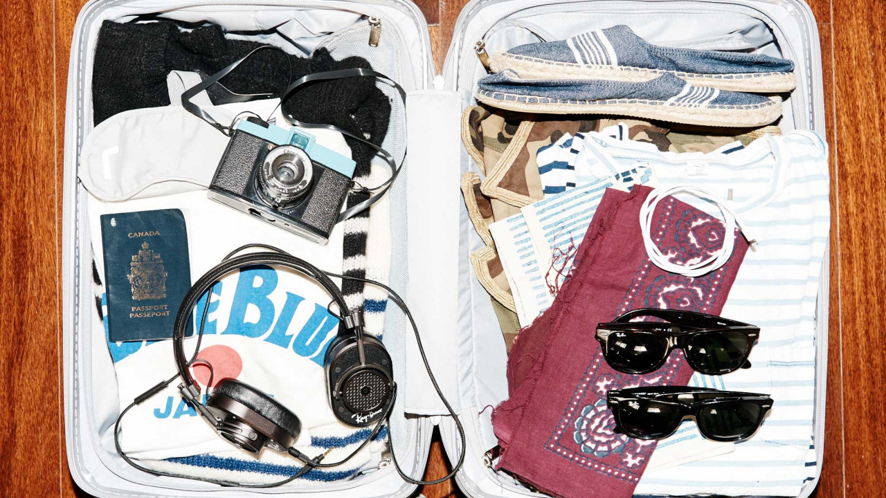 How to Pack for Vacation in 60 Seconds