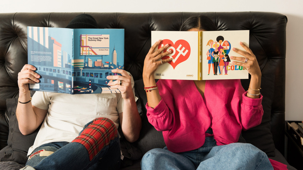 The Coolest Creative Couple Gets Very Real About Love & Marriage