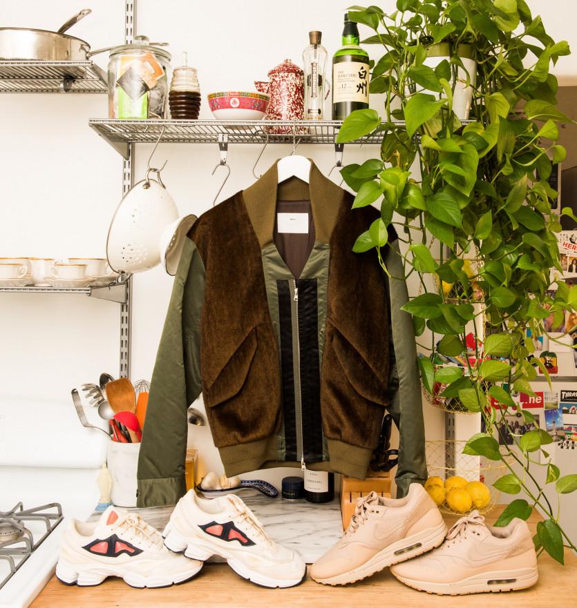 inside john and rochelle elliott closet