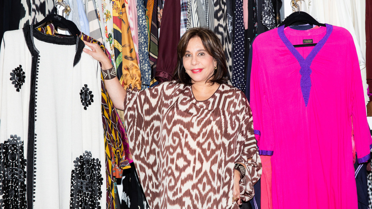 If Celine Bags and One-of-a-Kind Jewels Could Talk, They'd Say 'Bring Us to Madeline Weinrib's Closet'