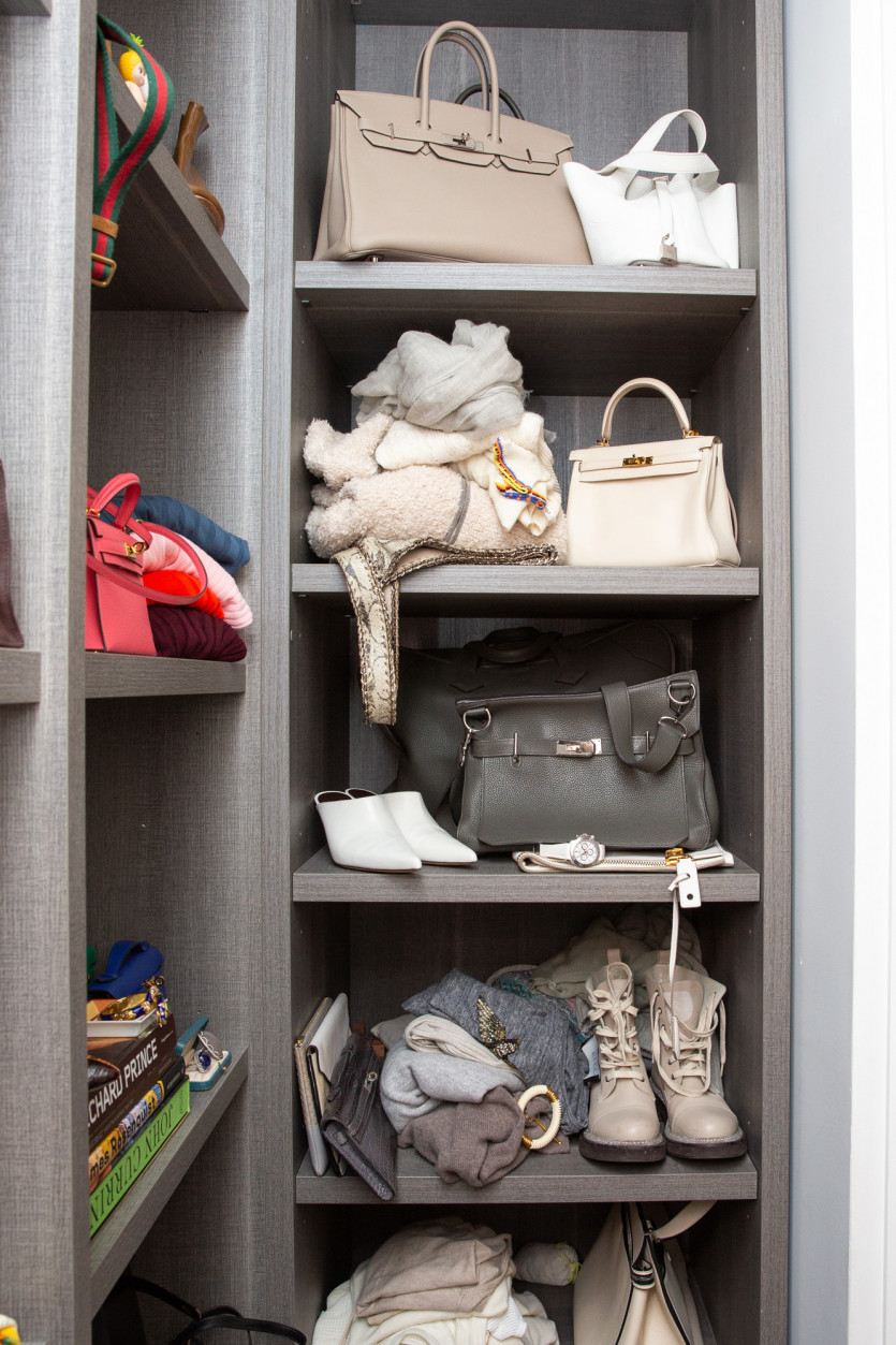 inside nina runsdorf closet