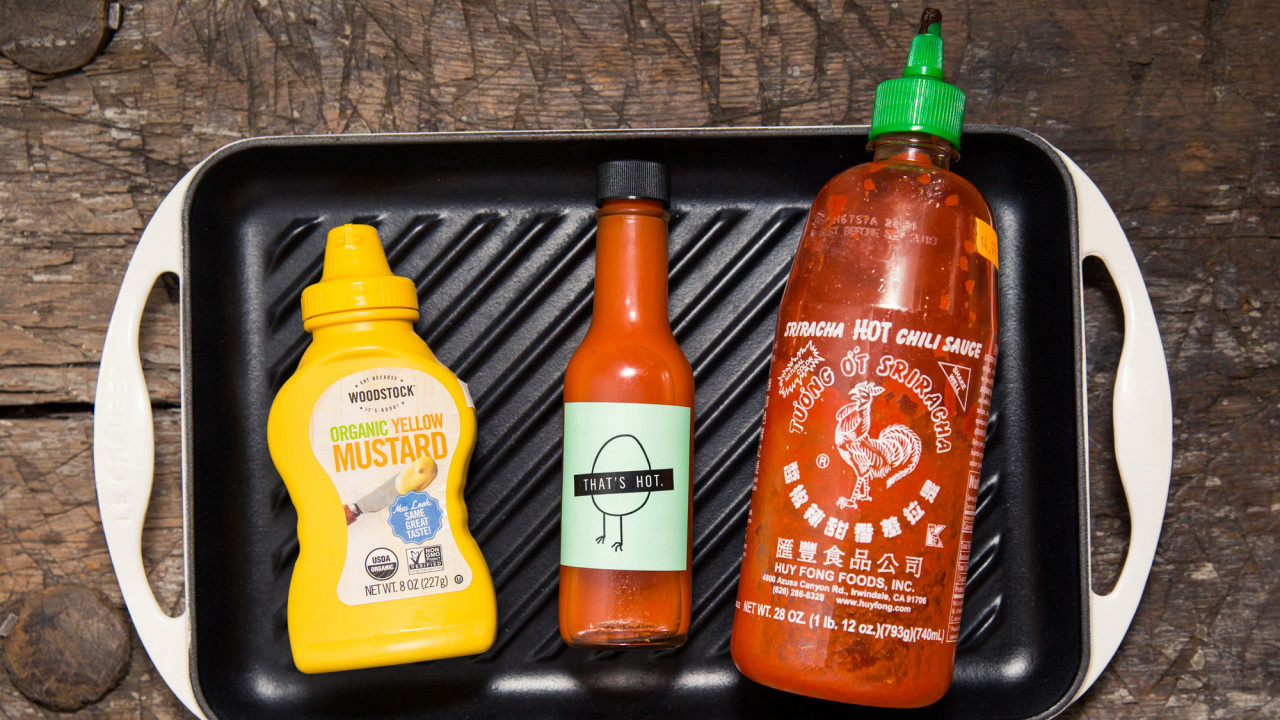 sriracha is an americanizned knock-off