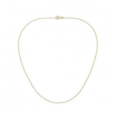 adinas jewels figaro baby chain 14kt