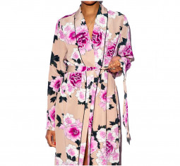 Long Sleeve Robe by Coveteur x Fleur du Mal