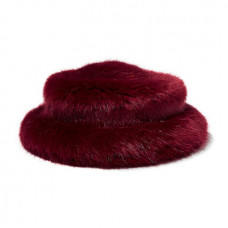 emma brewin faux fur bucket hat