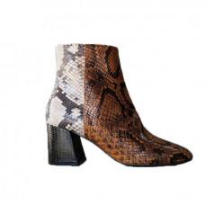 fred salvador charm boot snake croc