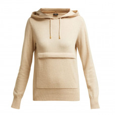 joseph mongolian cashmere hooded sweater
