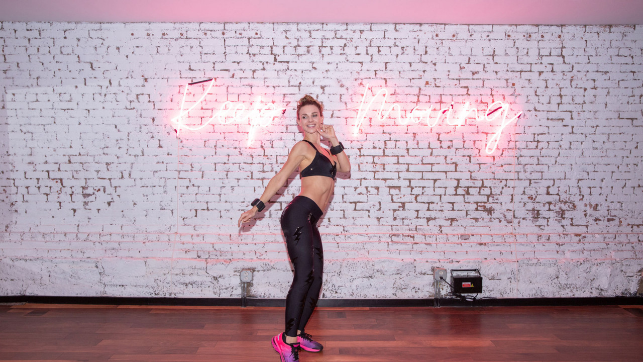 9 Dance Cardio Moves You Should Take to the Dance Floor