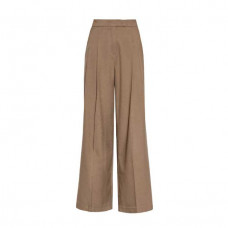 pixie market brown pleated pants