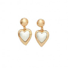 reliquia jewellery kind heart earrings