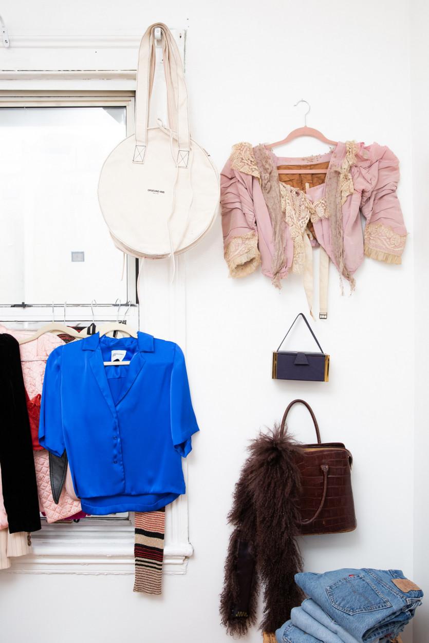 inside alana johnson closet