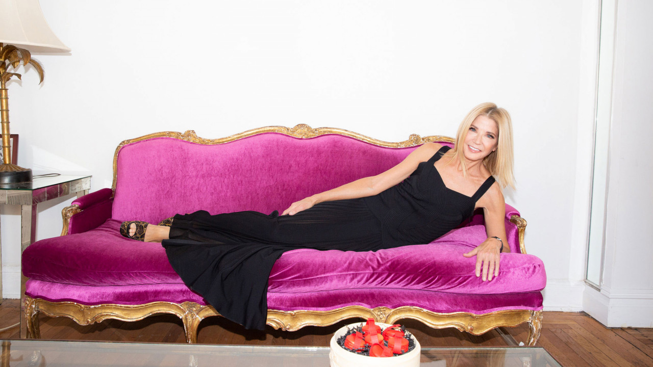 Candace Bushnell's Closet Is Way More Practical Than Carrie Bradshaw's