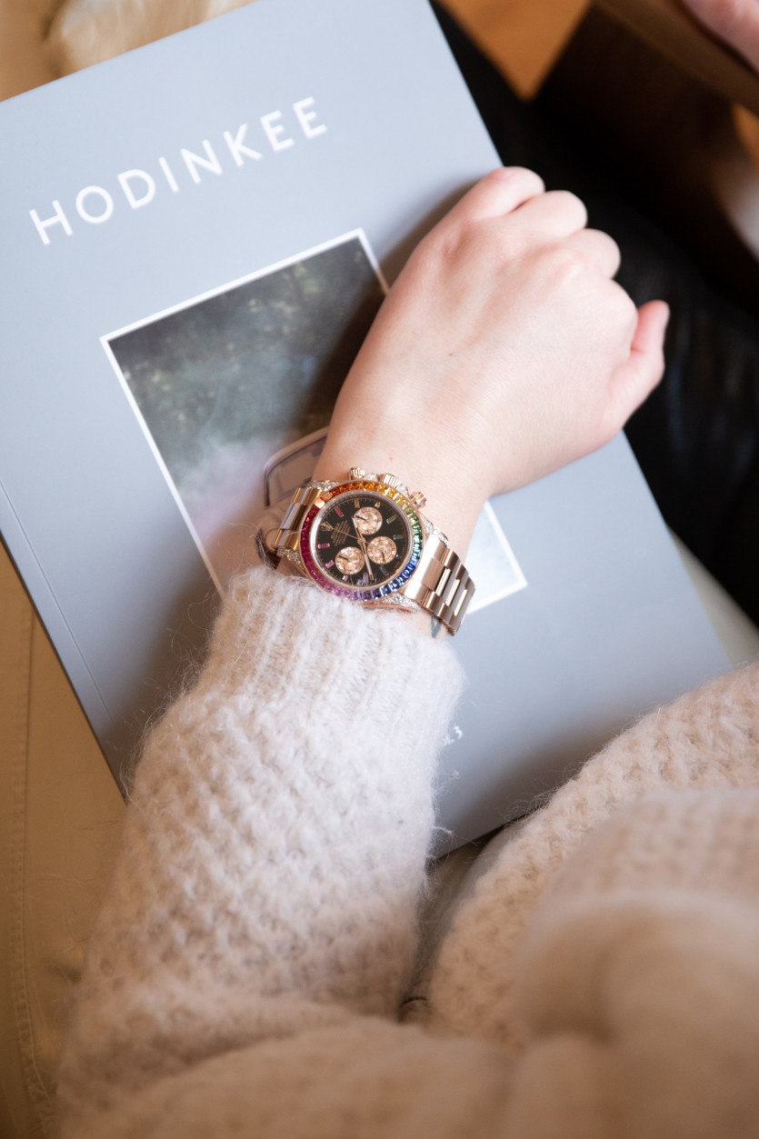 hodinkee editor cara barrett