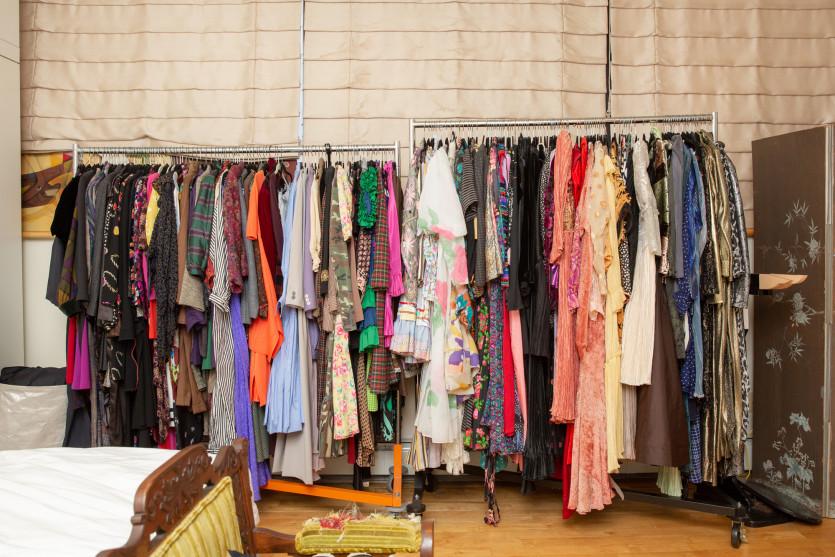 inside naura keiser closet