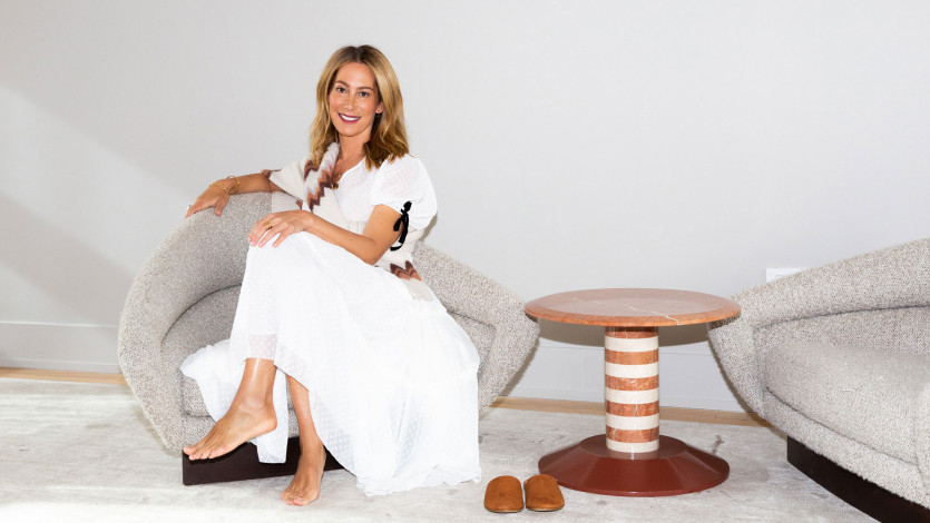 NYC Chic Meets California Cool in This Retail Maven's Closet