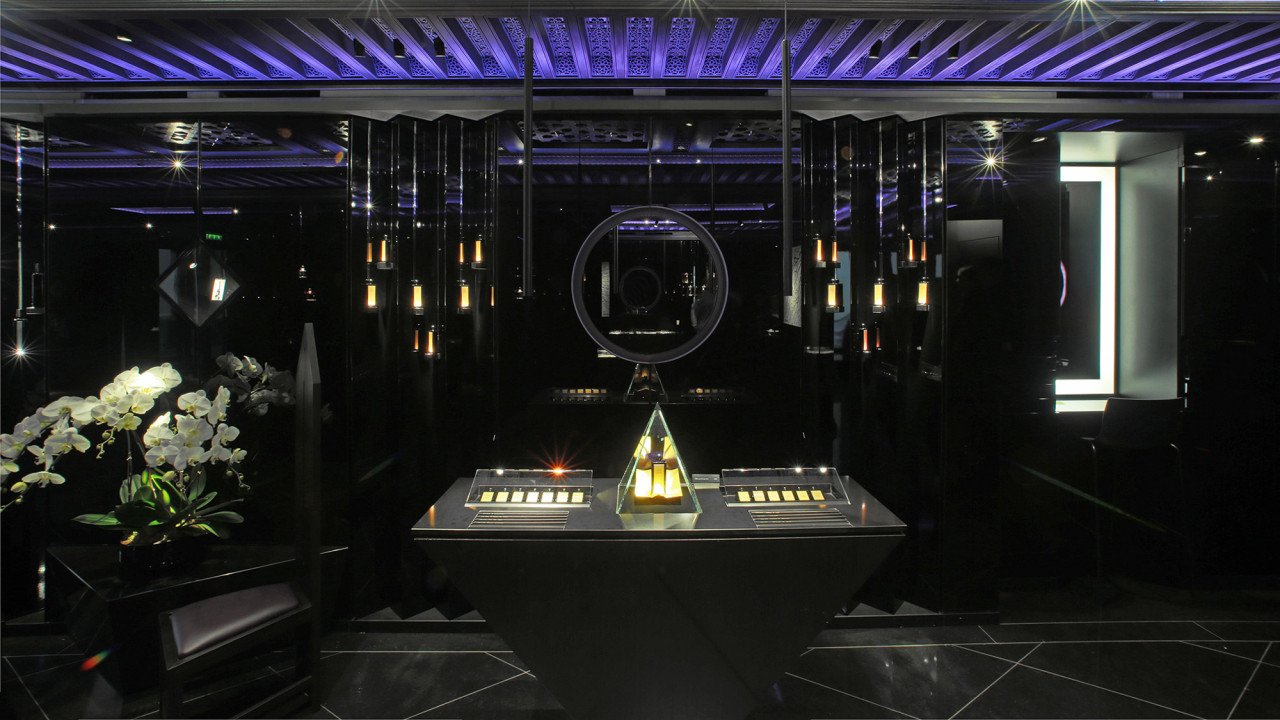 inside serge lutens new paris boutique