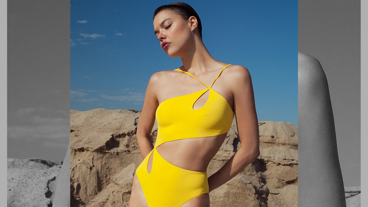 The Indie Swimwear Brand Making Genius Designs with *Very* Little Fabric