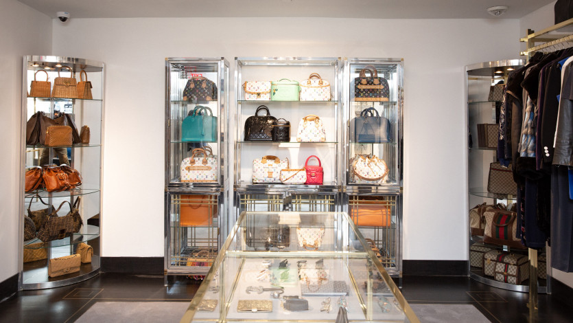 inside what goes around comes around new nyc flagship store