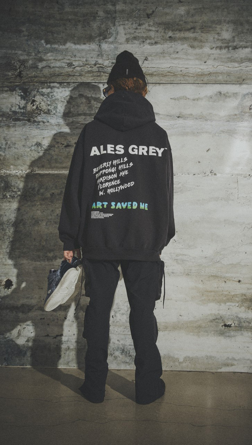 luxury brand ales grey
