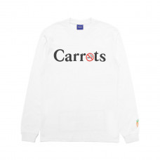 carrots white smoking kills longsleeve